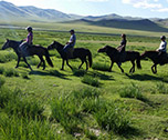 Chevauchée Mongole- Mongolie( Asie) 15 jours