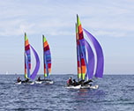 English Camp & Sailing-Bénodet - Glénan ( Bretagne) 6 jours