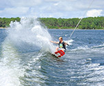 Full Surf / Wakeboard-Bombannes ( Aquitaine) 7 jours