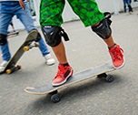 Skateboard / Multiglisses-Pontoise ( Ile de France et Centre) 7 jours