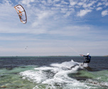 Kite'n wake freestyle Camp-Port Barcarès Nautic Camp ( Languedoc-Roussillon) 7 jours