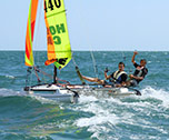Break Full Catamaran-Port Camargue Bungalows de la Mer ( Languedoc-Roussillon) 3 jours
