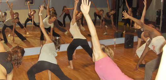 danse modern jazz multisports stage 224 les contamines s 233 jour ucpa