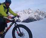 Break Fatbike- Belledonne( Alpes du Nord) 3 jours