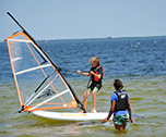 English Camp Circus & Sailing-Bénodet - Glénan ( Bretagne) 6 jours
