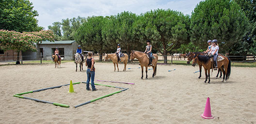 Equitation-western-poney-western