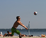 Beach volley / Forme - Happy Summer-Bombannes ( Aquitaine) 7 jours