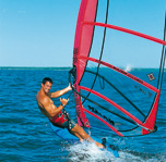 Windsurf / Wakeboard Camp-Port Barcarès Nautic Camp ( Languedoc-Roussillon) 7 jours