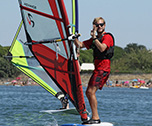 Break Windsurf / Catamaran-Port Camargue Ecole de Mer ( Languedoc-Roussillon) 4 jours