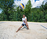 Beach-volley-Saint Cyprien ( Languedoc-Roussillon) 7 jours