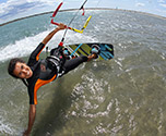Weekend Full Kitesurf-Port Camargue Ecole de Mer ( Languedoc-Roussillon) 2 jours