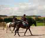 English Camp & Horse Riding-Sourdun ( Ile de France et Centre) 7 jours