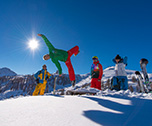 "Ski ou snowboard Mi-temps - Happy Winter-La Plagne ""1800"" ( Alpes du Nord) 7 jours"