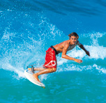 Full Surf safari-Le Vauclin ( Martinique) 8 jours